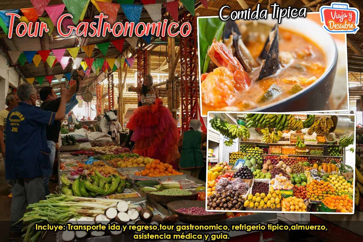 City tour gastronomico